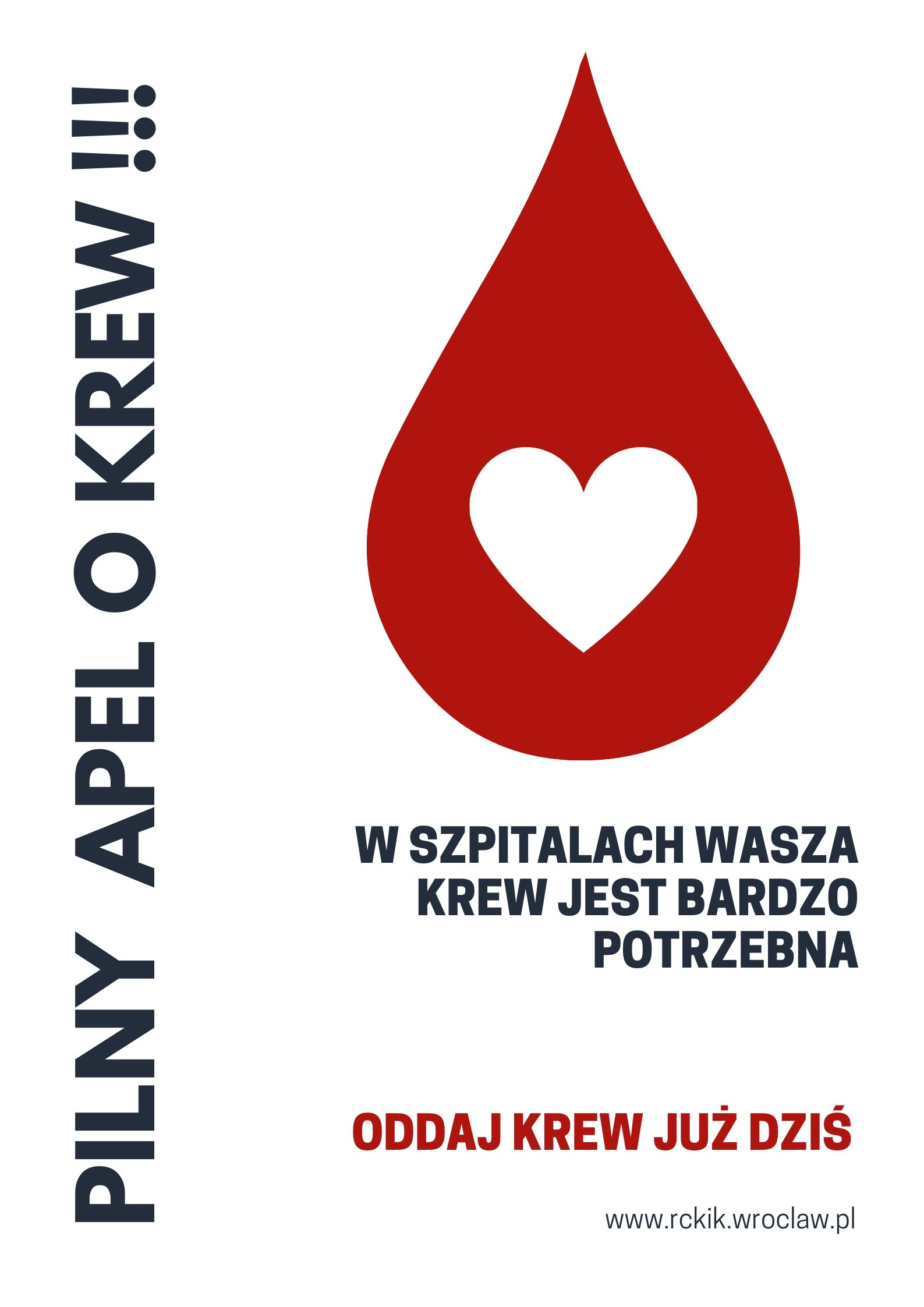 red-and-white-bordered-simple-blood-day-poster